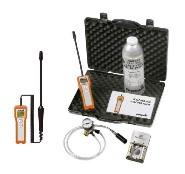 Detector de gases a la vista Snooper mini