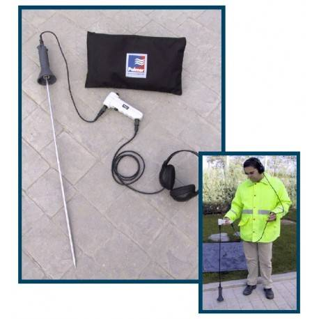 Geófono electrónico de búsqueda de fugas de agua LMIC