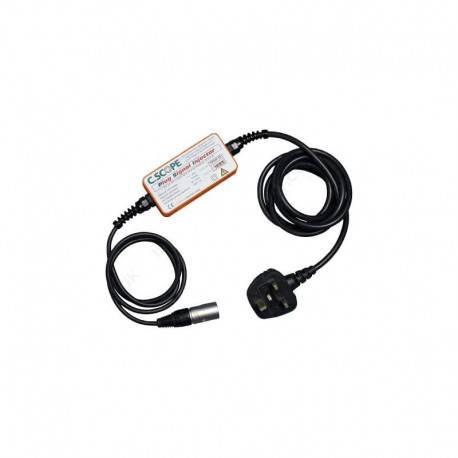 Injector de señales con euroconector