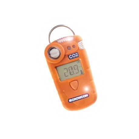 Detector de gases Crowcon Gasman CO2