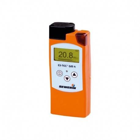 Detector de gases tóxicos e inflamables ExTec Gm4