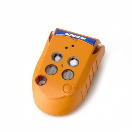 Detector de cinco gases con bomba de aspiración GAS-PRO