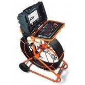 Equipo de inspección CCTV de tuberías Solopro+ camara oscilo giratoria