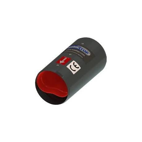 Válvula anti-retorno para saneamiento (membrana cónica) 110mm x 210mm