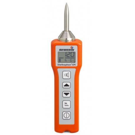 Detector de fugas de agua SEWERIN Stethophon 04 SDR